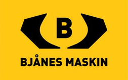 Logo av Bjånes maskin AS